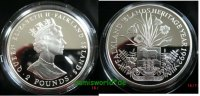 2 Pounds 1992 PP Falkland Islands - 2 Pou...