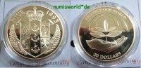 20 Dollars 1993  Niue - 20 Dollars - 1993 PP  60,00 EUR  +  17,00 EUR shipping