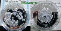 1 Pa'anga 1993  Tonga - 1 Pa'anga - 1993 PP  57,00 EUR  zzgl. 6,00 EUR Versand