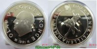 100 Kroner 1991  Norwegen - 100 Kroner - 1991 PP  63,00 EUR  +  17,00 EUR shipping