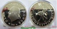 100 Kroner 1991  Norwegen - 100 Kroner - 1991 PP  72.57 US$ 66,00 EUR  +  35.18 US$ shipping