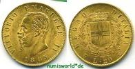 20 Lire 1865 Italien Italien - 20 Lire - 1865 vz  318.85 US$ 290,00 EUR  +  35.18 US$ shipping