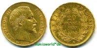20 Francs 1859 Frankreich Frankreich - 20 Francs - 1859 vz  316,00 EUR  +  17,00 EUR shipping