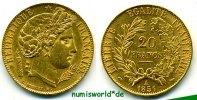 20 Francs 1851 Frankreich Frankreich - 20 Francs - 1851 vz  /  vz+  381,00 EUR  + 17,00 EUR frais d'envoi
