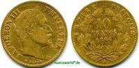10 Francs 1866 Frankreich Frankreich - 10 Francs - 1866 ss  159,00 EUR  zzgl. 6,00 EUR Versand