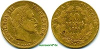 10 Francs 1866 Frankreich Frankreich - 10 Francs - 1866 ss  166.77 US$ 149,00 EUR  +  35.82 US$ shipping