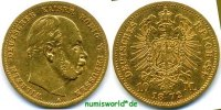 10 Mark 1872 ss Preussen - 10 Mark - 1872 270.52 US$