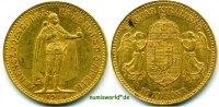 10 Korona 1910 Ungarn Ungarn - 10 Korona - 1910 vz+  155,00 EUR  + 17,00 EUR frais d'envoi