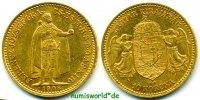 10 Korona 1908 Ungarn Ungarn - 10 Korona - 1908 vz+  151,00 EUR
