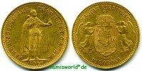 10 Korona 1906 Ungarn Ungarn - 10 Korona - 1906 vz  160,00 EUR  + 17,00 EUR frais d'envoi