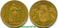10 Korona 1893 Ungarn Ungarn - 10 Korona - 1893 ss+  142,00 EUR  + 17,00 EUR frais d'envoi