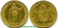 20 Korona 1893 Ungarn Ungarn - 20 Korona - 1893 vz  287,00 EUR