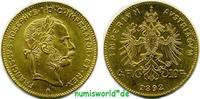 4 Florin 1892  Österreich - 4 Florin - 1892 Stg  155.47 US$ 141,00 EUR  +  35.28 US$ shipping