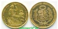 20 Soles 1962 Peru Peru - 20 Soles - 1962 f. Stg  643,00 EUR  + 17,00 EUR frais d'envoi