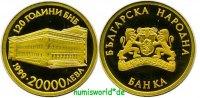 20.000 Lewa 1999 Bulgarien Bulgarien - 20.000 Lewa - 1999 PP  89,00 EUR  + 17,00 EUR frais d'envoi