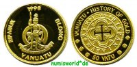 50 Vatu 1998 Vanuatu Vanuatu - 50 Vatu - 1998 PP  67,00 EUR  +  17,00 EUR shipping
