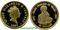 20 Dollars 1997 Tuvalu Tuvalu - 20 Dollars - 1997 PP  69,00 EUR  +  17,00 EUR shipping