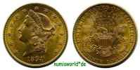 USA 20 Dollars 1894 vz USA - 20 Dollars - 1894 1960.78 US$