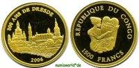 1500 Francs 2006 Kongo Kongo - 1500 Francs - 2006 PP  86,00 EUR  + 17,00 EUR frais d'envoi