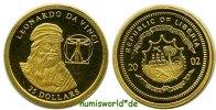 25 Dollars 2002 Liberia Liberia - 25 Dollars - 2002 PP  56,00 EUR  Excl. 17,00 EUR Verzending