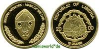 10 Dollars 2000 Liberia Liberia - 10 Dollars - 2000 PP  68,00 EUR  + 17,00 EUR frais d'envoi