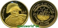 25 Dollars 2000 Liberia Liberia - 25 Dollars - 2000 PP  55,00 EUR  +  17,00 EUR shipping