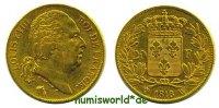 20 Francs 1818 Frankreich Frankreich - 20 Francs - 1818 ss  /  vz  351,00 EUR  Excl. 17,00 EUR Verzending