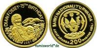 200 Franc 2007 Ruanda - Rwanda Ruanda - Rwanda - 200 Franc - 2007 PP  98,00 EUR  zzgl. 6,00 EUR Versand