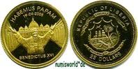 25 Dollars 2005 Liberia Liberia - 25 Dollars - 2005 PP  70.37 US$ 64,00 EUR  +  35.18 US$ shipping