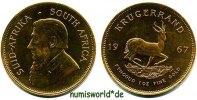 Krügerrand 1967 Südafrika Südafrika - Krügerrand - 1967 Stg  1624,00 EUR  Excl. 17,00 EUR Verzending