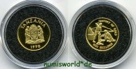 1000 Schilling 1998 Tansania Tansania - 1000 Schilling - 1998 PP  70,00 EUR