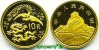 10 Yuan 1990 China China - 10 Yuan - 1990 PP  162,00 EUR  + 17,00 EUR frais d'envoi