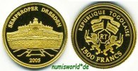 1.500 Francs 2005 Togo Togo - 1.500 Francs - 2005 PP  72,00 EUR  + 17,00 EUR frais d'envoi
