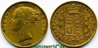 1 Sovereign 1880 Großbritannien Großbritannien - 1 Sovereign - 1880 ss ... 388,00 EUR  +  17,00 EUR shipping