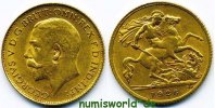 1/2 Sovereign 1926 Großbritannien Großbritannien - 1/2 Sovereign - 1926... 178,00 EUR  + 17,00 EUR frais d'envoi