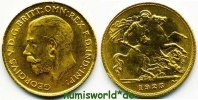1/2 Sovereign 1925 Großbritannien Großbritannien - 1/2 Sovereign - 1925... 166,00 EUR  +  17,00 EUR shipping