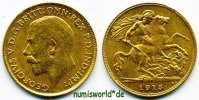 1/2 Sovereign 1915 Großbritannien Großbritannien - 1/2 Sovereign - 1915... 183,00 EUR  +  17,00 EUR shipping