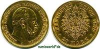 20 Mark 1875  Preussen - 20 Mark - 1875 ss+  367.94 US$ 328,00 EUR  +  35.90 US$ shipping