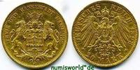 20 Mark 1893  Hamburg - 20 Mark - 1893 ss+  358,00 EUR  +  17,00 EUR shipping