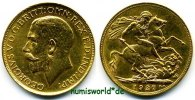 1 Sovereign 1927 Südafrika Südafrika - 1 Sovereign - 1927 vz  361,00 EUR  +  17,00 EUR shipping