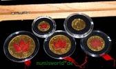 50 + 20 + 10 + 5 + 1 Dollars 1999 Canada Canada - 50 + 20 + 10 + 5 + 1 ... 2677,00 EUR  Excl. 17,00 EUR Verzending