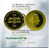 5 Euro 2003 Luxemburg Luxemburg - 5 Euro - 2003 PP  314,00 EUR  + 17,00 EUR frais d'envoi