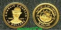 10 Dollars 2002 Liberia Liberia - 10 Dollars - 2002 PP  64,00 EUR  zzgl. 6,00 EUR Versand