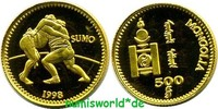 500 Togrog 1998 Mongolei Mongolei - 500 Togrog - 1998 PP  57,00 EUR