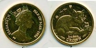 Crown 1996 Isle of Man Isle of Man - Crown - 1996 Stg  75,00 EUR  + 17,00 EUR frais d'envoi