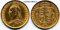 1/2 Sovereign 1887 Großbritannien Großbritannien - 1/2 Sovereign - 1887... 193,00 EUR  + 17,00 EUR frais d'envoi