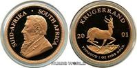 1 Krügerrand 2001 Südafrika Südafrika - 1 Krügerrand - 2001 PP  2218,00 EUR  + 17,00 EUR frais d'envoi