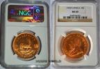 1 Krügerrand 1968 Südafrika Südafrika - 1 Krügerrand - 1968 NGC MS 63  1628,00 EUR  +  17,00 EUR shipping