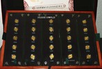 25 x 1/25 oz. 2007 China China - 25 x 1/25 oz. - 2007 nur wenige Sets n... 2690.89 US$ 2352,00 EUR  +  36.61 US$ shipping