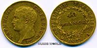 40 Francs AN 13 Frankreich Frankreich - 40 Francs - AN 13 ss  /  vz  650,00 EUR  +  17,00 EUR shipping